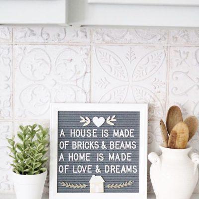 New Home: A Few Favorite Spots
