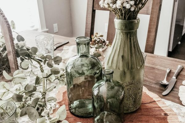 Green & Spring Table